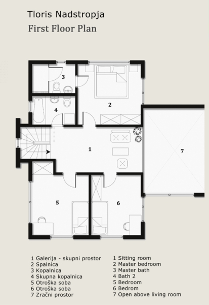 Stunning cube house design layout plan contemporary for Cube house design layout plan